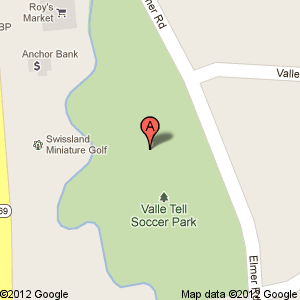 Valletell Soccer Map